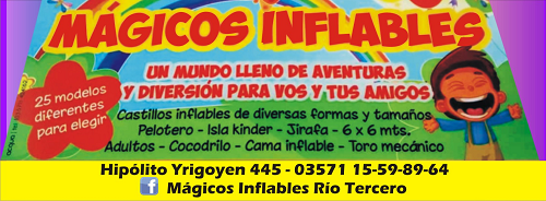 Mágicos Inflables